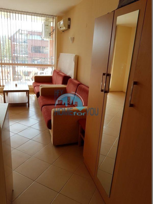 Студия с мебелью на Солнечном берегу по доступной цене  5