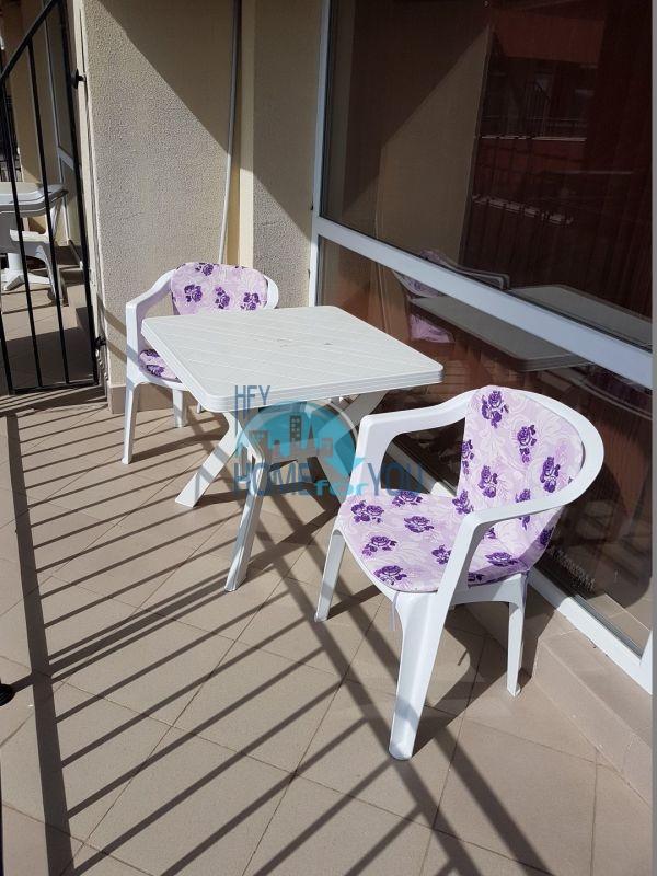 Студия с мебелью на Солнечном берегу по доступной цене  7