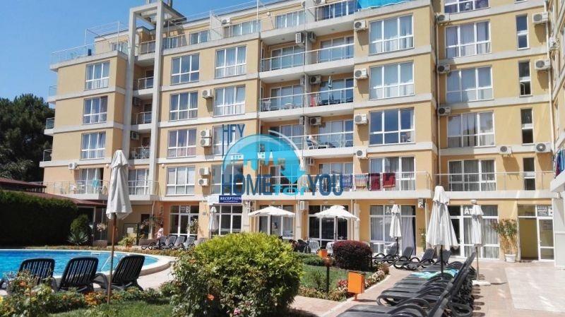Слънчев бряг, център, целогодишно работещ апарт хотел