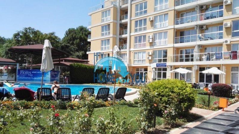 Трехкомнатная квартира на курорте Солнечный берег - выгодная цена 14