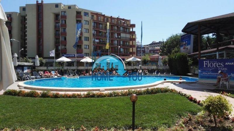 Трехкомнатная квартира на курорте Солнечный берег - выгодная цена 15
