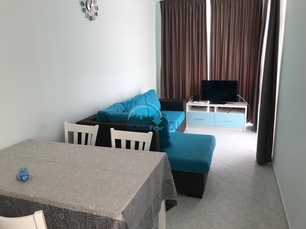 Трехкомнатная квартира по выгодной цене в комплексе Пироп Сити, Солнечный берег