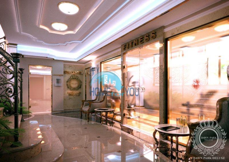 Трехкомнатная квартира в элитном комплексе на Солнечном берегу 8
