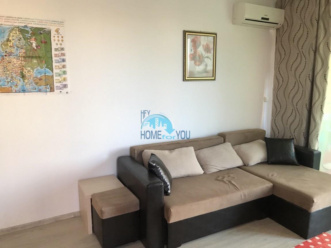 Уютная двухкомнатная квартира на продажу в Солнечном берегу