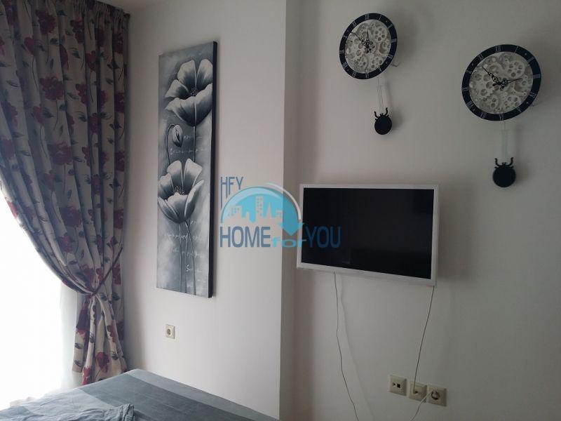 Уютная двухкомнатная квартира в элитном комплексе в центре курорта 11