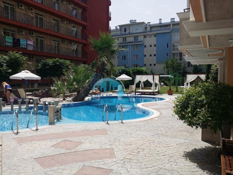 Уютная двухкомнатная квартира в элитном комплексе в центре курорта 20