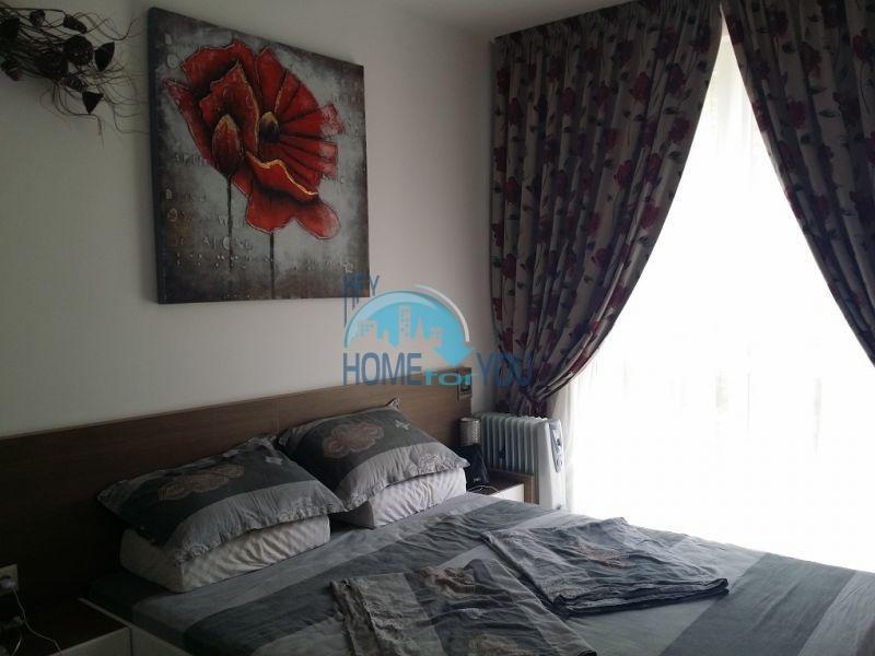 Уютная двухкомнатная квартира в элитном комплексе в центре курорта 9