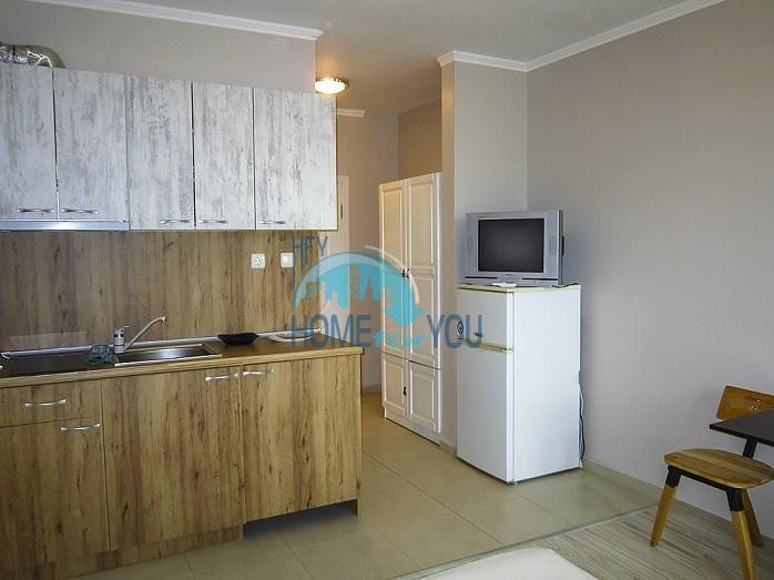 Уютная недорогая студия в центральном районе курорта Солнечный берег