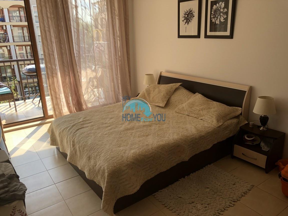 Уютная, просторная двухкомнатная квартира на Солнечном берегу