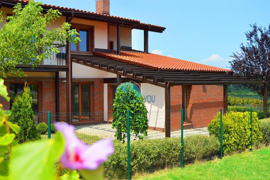 Oasis Residence Sofia - роскошные дома с видом на гору Витоша в элитном квартале столицы Болгарии