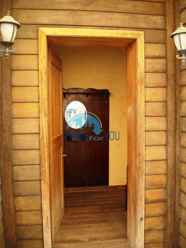 Двухэтажный меблированный дом у моря в городе Созополь 15