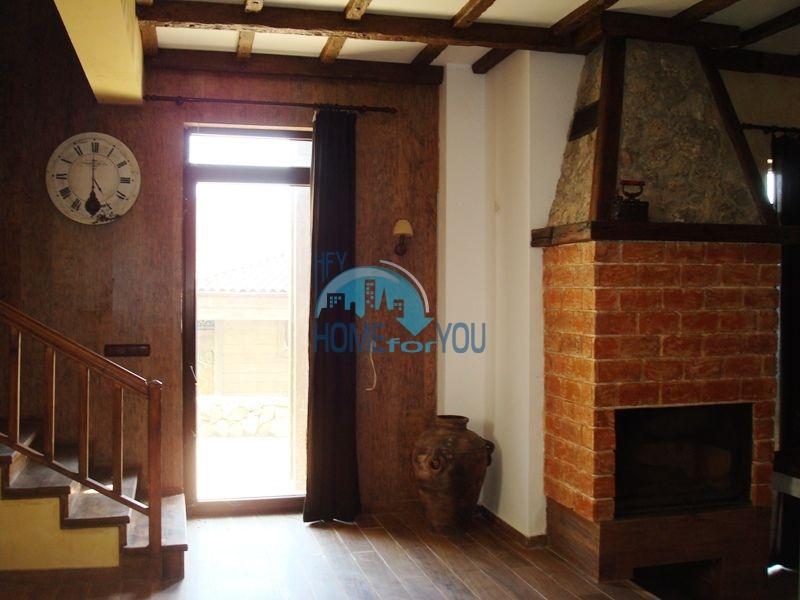 Двухэтажный меблированный дом у моря в городе Созополь 19