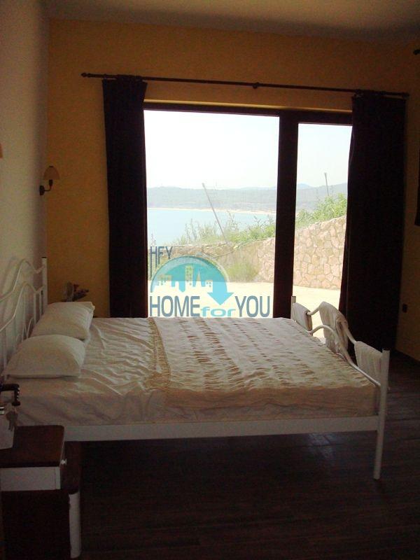 Двухэтажный меблированный дом у моря в городе Созополь 35