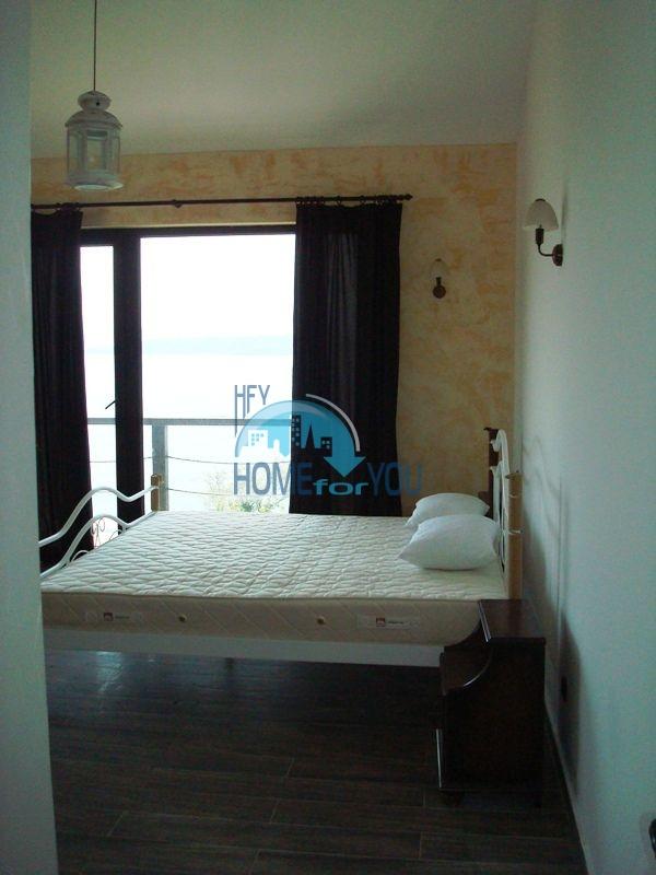 Двухэтажный меблированный дом у моря в городе Созополь 41