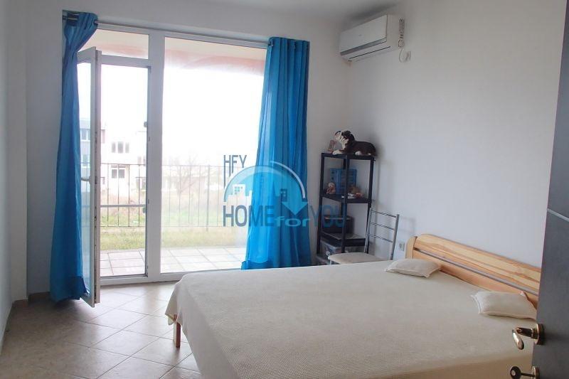 Двухкомнатная квартира рядом с пляжем в городе Созополь