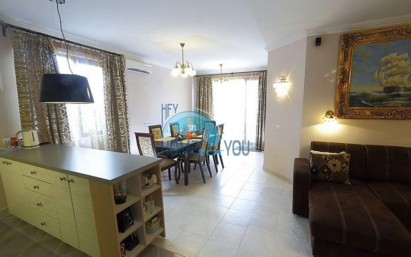 Элитная четырехкомнатная квартира в городе Созополь по выгодной цене