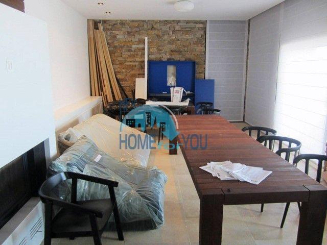 Элитный новый двухэтажный дом у моря в городе Созополь 20