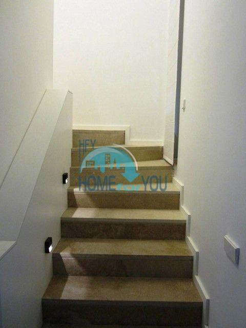 Элитный новый двухэтажный дом у моря в городе Созополь 23