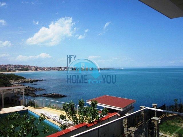 Элитный новый двухэтажный дом у моря в городе Созополь 32