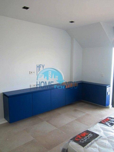 Элитный новый двухэтажный дом у моря в городе Созополь 36