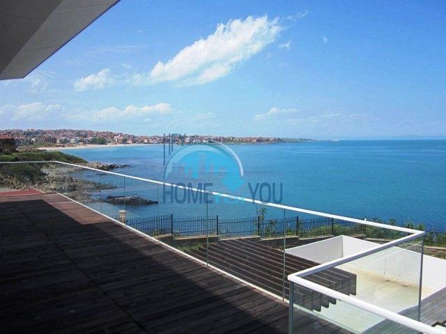 Элитный новый двухэтажный дом у моря в городе Созополь 38