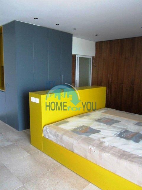 Элитный новый двухэтажный дом у моря в городе Созополь 43
