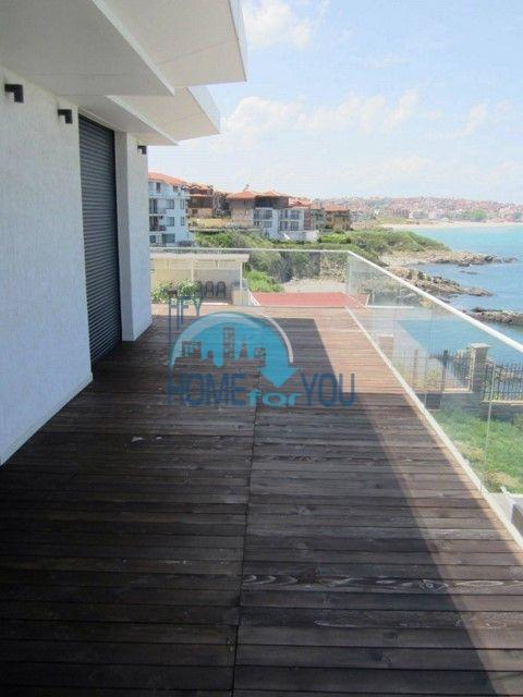 Элитный новый двухэтажный дом у моря в городе Созополь 50
