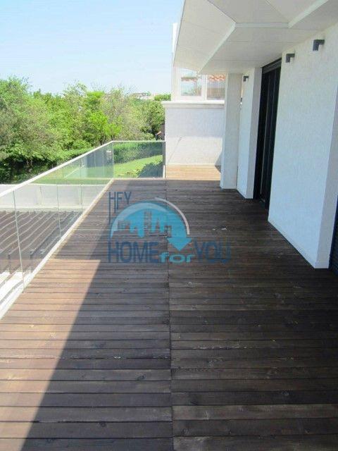 Элитный новый двухэтажный дом у моря в городе Созополь 52