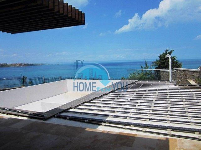 Элитный новый двухэтажный дом у моря в городе Созополь 7