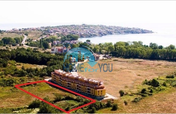 Инвестиционное предложение - земельный участок в Созополе с морской панорамой