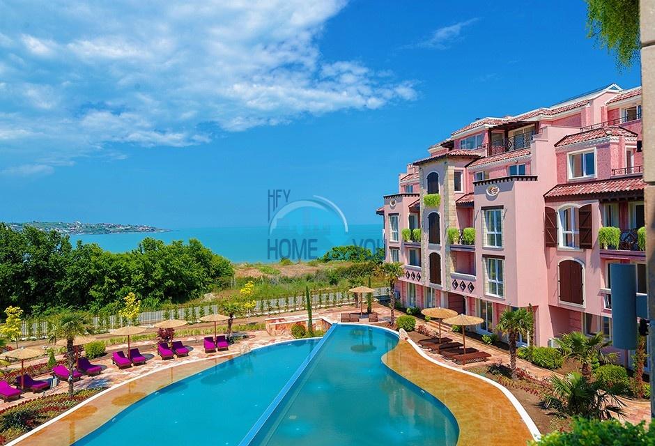 Недорогие квартиры для продажи у моря в Созополе - Saint Ioann 3