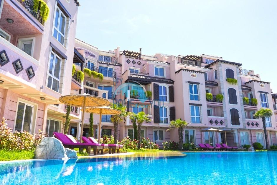 Эксклюзивные апартаменты на берегу моря в очаровательном Созополе - новый комплекс