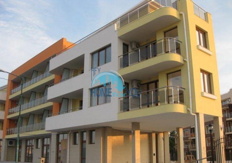 Трехкомнатная квартира на первой линии Созополя 4