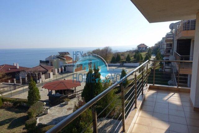 Вторичная трехкомнатная квартира для продажи в Созополе