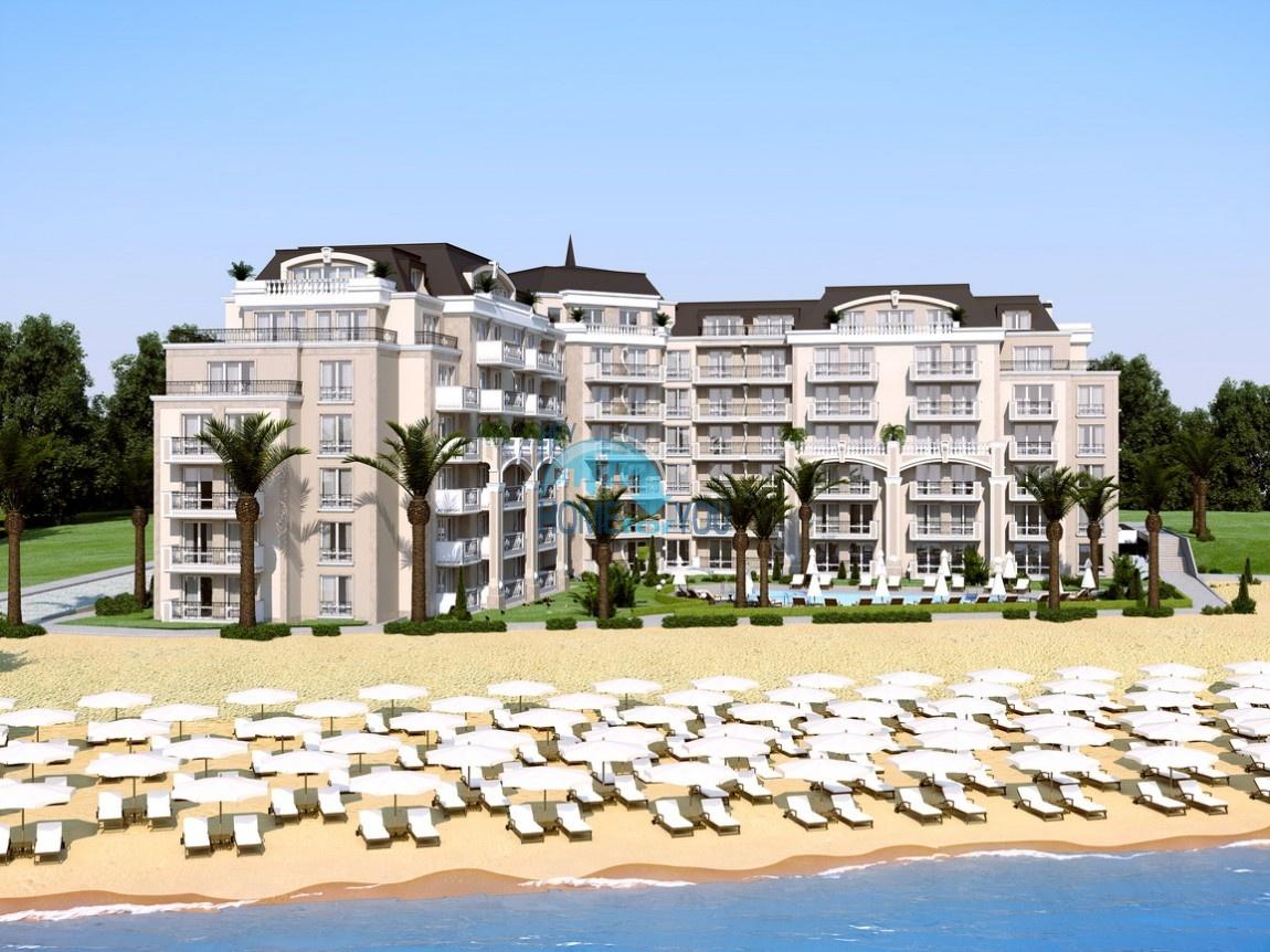 Ipanema Beach - элитные апартаменты на первой береговой линии в известном курорте Святой Влас