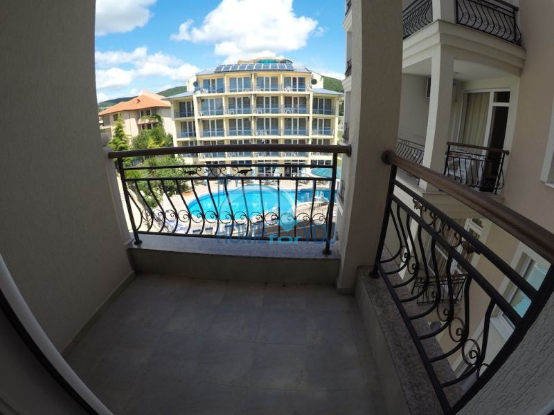Двухкомнатная квартира недорого на курорте Святой Влас 9