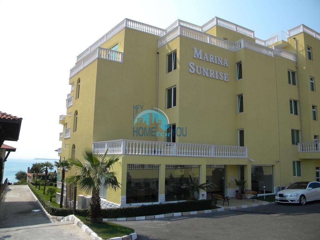 Большая, меблированная студия в комплексе Марина Санрайз, Святой Влас