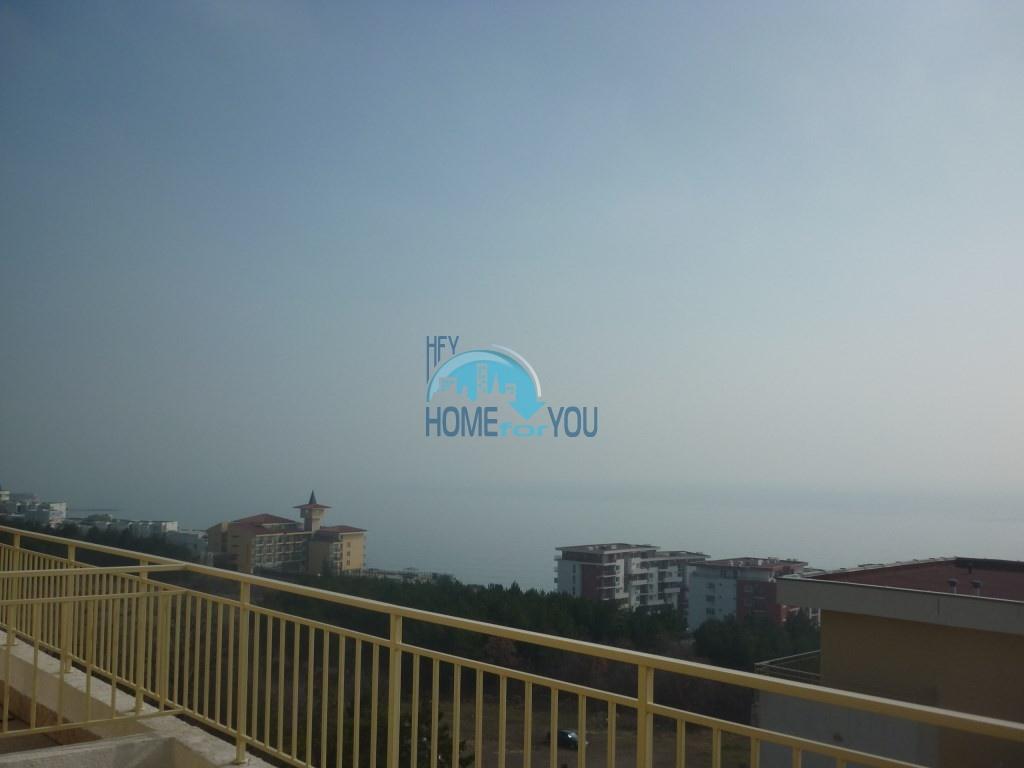 Большая студия с панорамным видом на море на Святом Власе