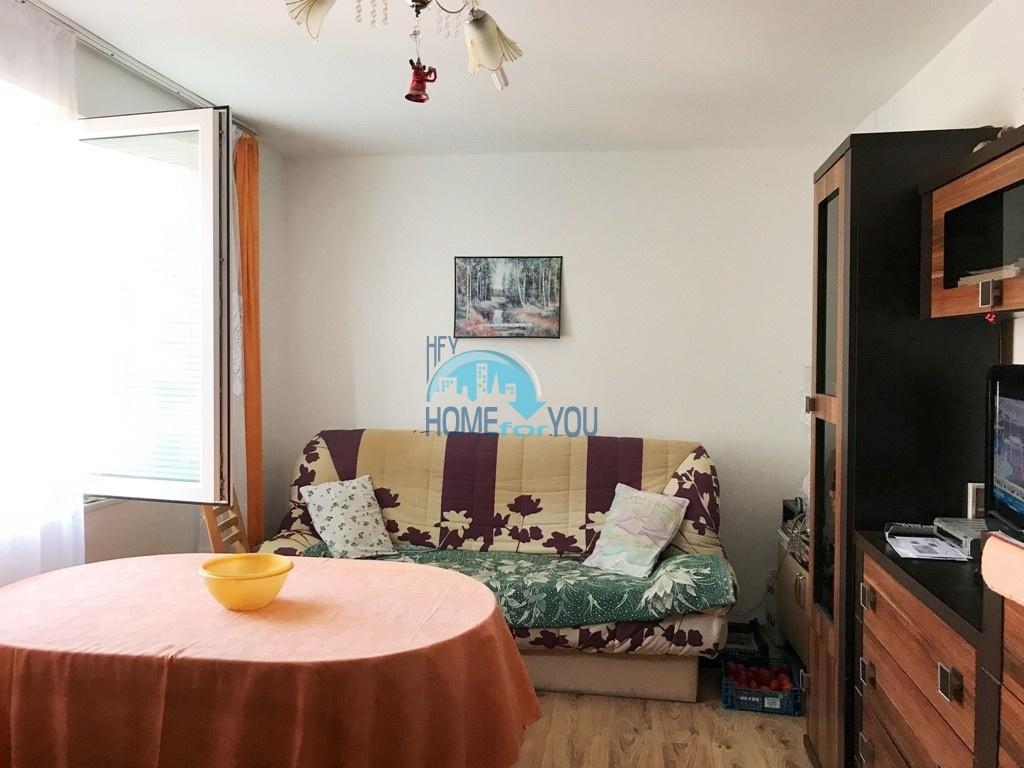 Недорогая двухкомнатная квартира  на курорте Святой Влас