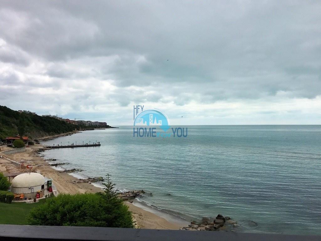Двухкомнатная квартира с видом на море в Святом Власе 13