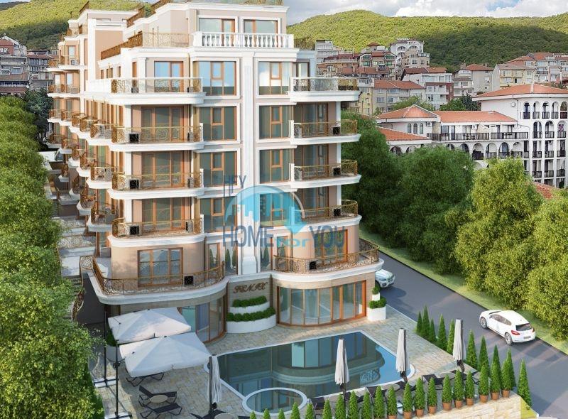 Элитные квартиры на курорте Святой Влас - от застройщика с рассрочкой