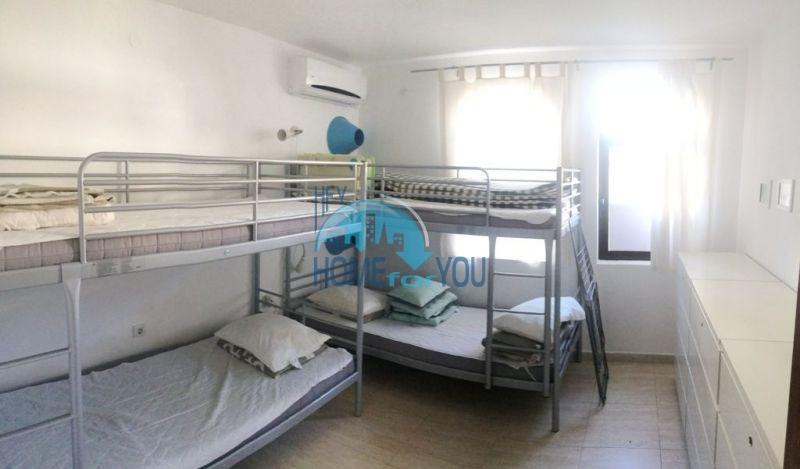 Элитная трехкомнатная квартира на первой линии в Святом Власе 5