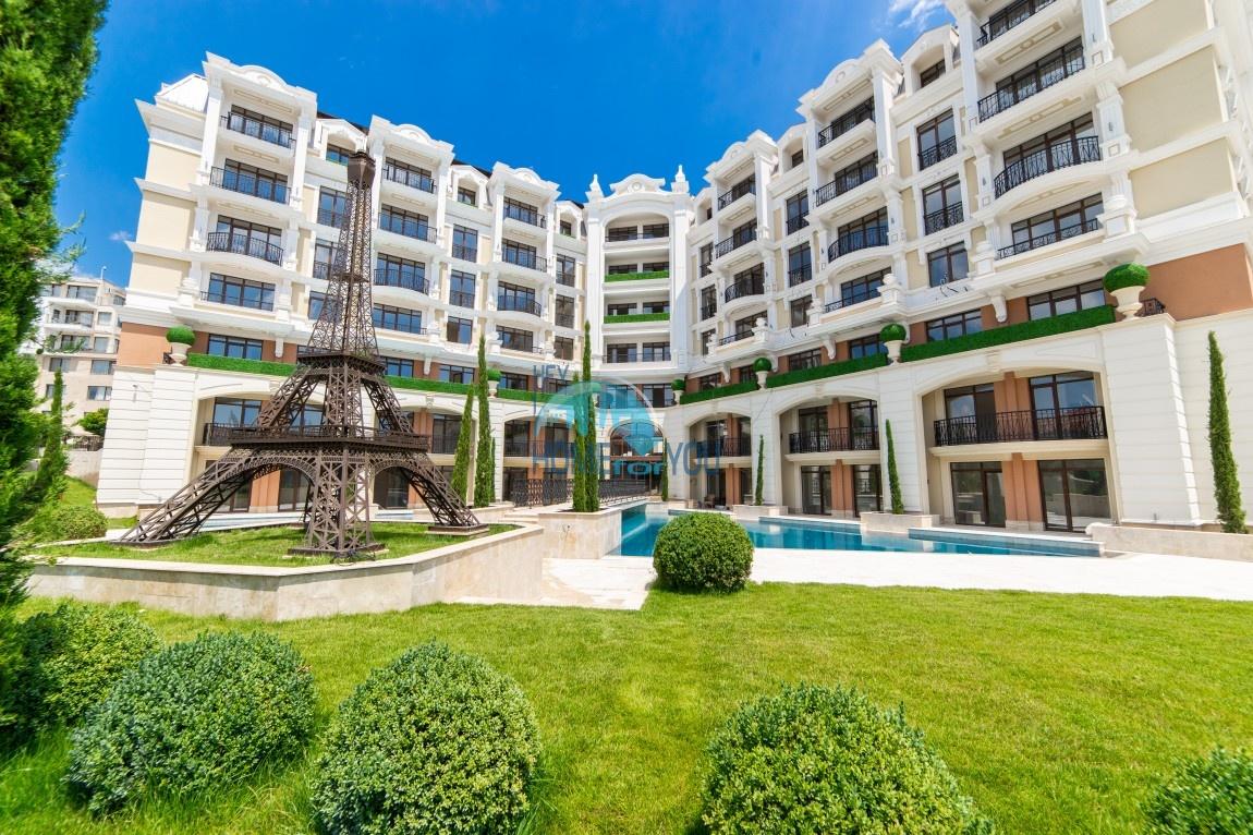 Житло біля моря у Святому Власі - комплекс Romance Paris1220