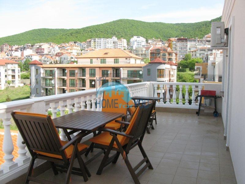 Роскошная четырехкомнатная квартира с видом на море в Святом Власе 2