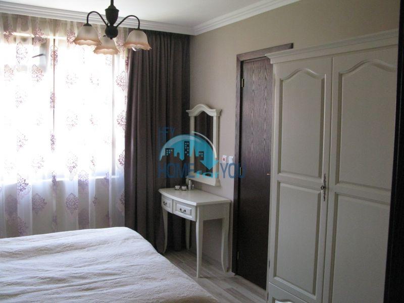 Роскошная четырехкомнатная квартира с видом на море в Святом Власе 4