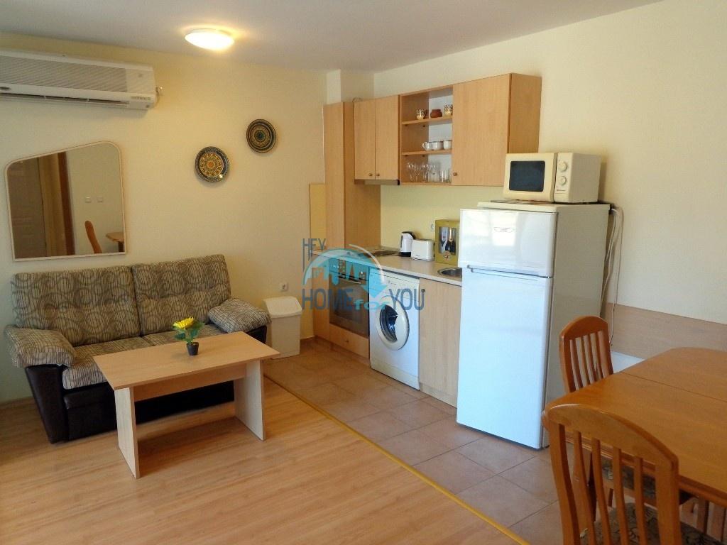 Приятная и светлая трехкомнатная квартира в комфортабельном комплексе «Green Fort», привлекательный Святой Влас