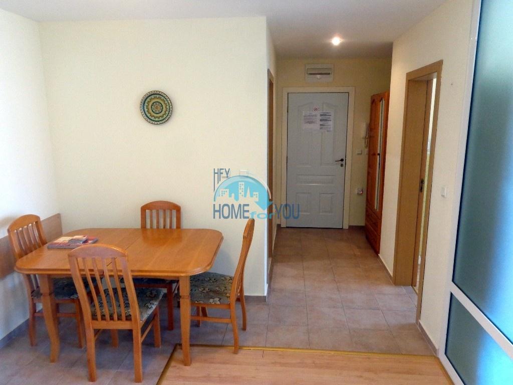 Приятная и светлая трехкомнатная квартира в комфортабельном комплексе «Green Fort», привлекательный Святой Влас 5