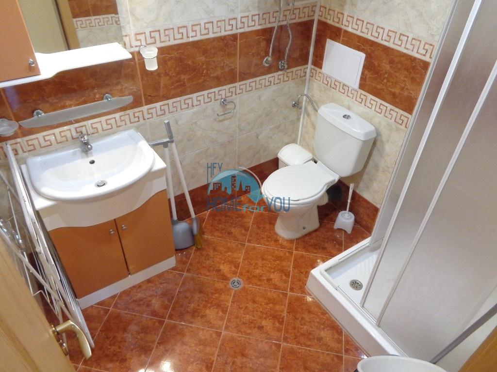 Приятная и светлая трехкомнатная квартира в комфортабельном комплексе «Green Fort», привлекательный Святой Влас 21