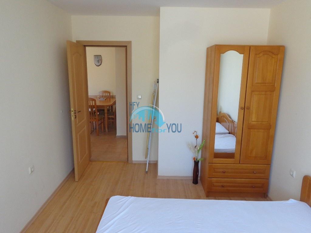 Приятная и светлая трехкомнатная квартира в комфортабельном комплексе «Green Fort», привлекательный Святой Влас 27