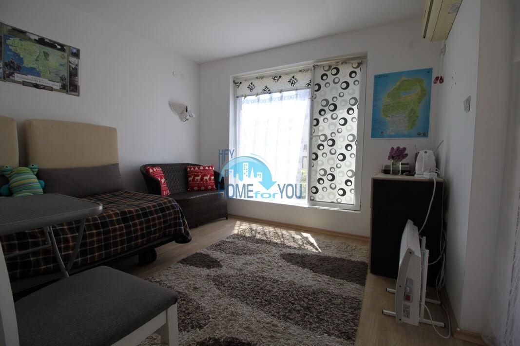 Меблированная двухкомнатная квартира в жилом районе Русалка, Святой Влас
